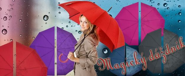 Magický skladací dáždnik automatický