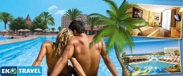 8-dňový pobyt na Severnom Cypre v 5* hoteli