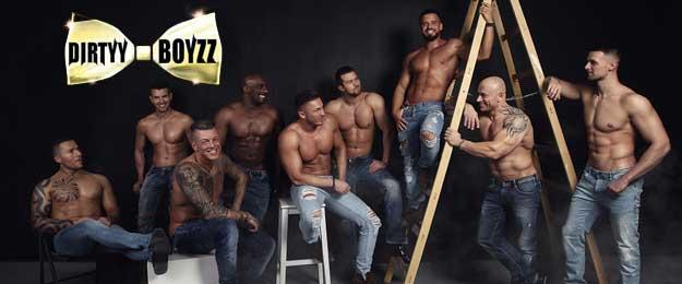 Premium vstup na fantastickú striptízovú show LEN PRE ŽENY TOUR 2017