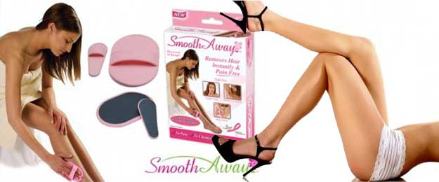 Smooth Away - odstraňovač chĺpkov