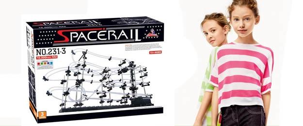 Guličkodráha SpaceRail