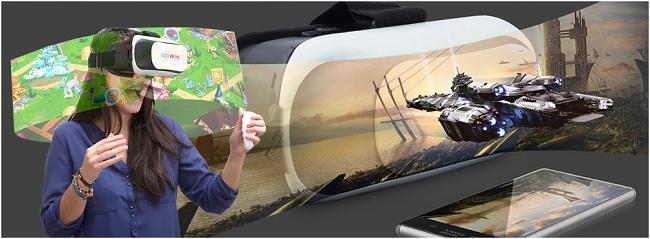 VIZIO VR 710 - Okuliare virtuálnej reality