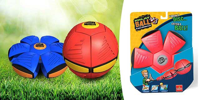 Lietajúci disk Flat Ball