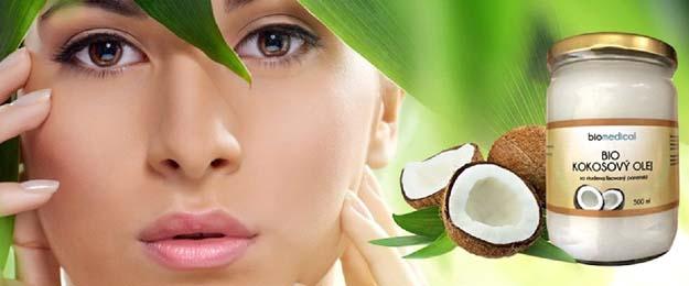 BIO panenský kokosový olej 500 ml