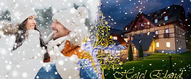Vianočný alebo silvestrovský pobyt v Pieninách