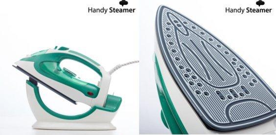 Bezdrôtová naparovacia žehlička HANDY STEAMER