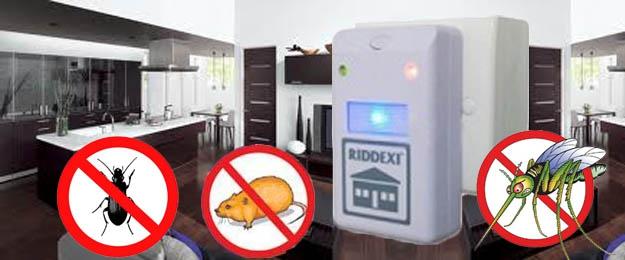 Odpudzovač hlodavcov RIDDEX
