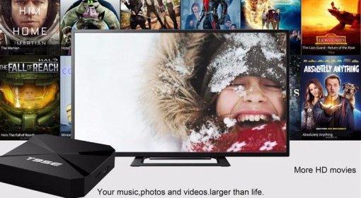 Premeňte svoju televíziu na modernú smart TV s android TV boxom