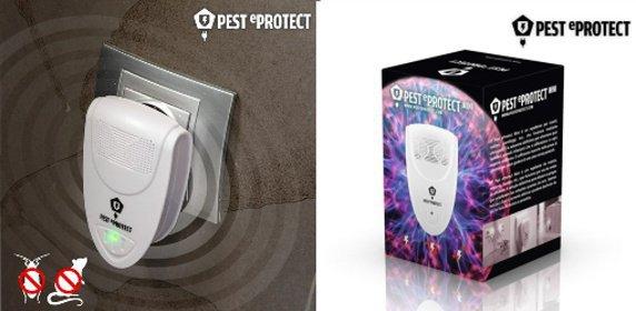 Pest eProtect Mini - odpuzdovač drobných škodcov