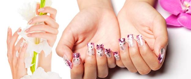 Štýlové gélové nechty na rukách v salóne Nechtový dizajn EVKA