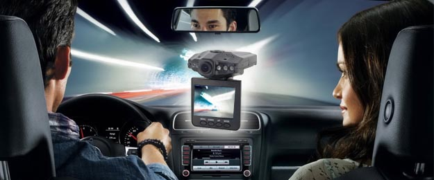 HD kamera do auta CAR CAM