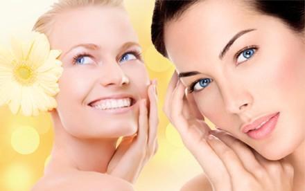 Hĺbkové čistenie pleti (ručne alebo skin scrubberom)
