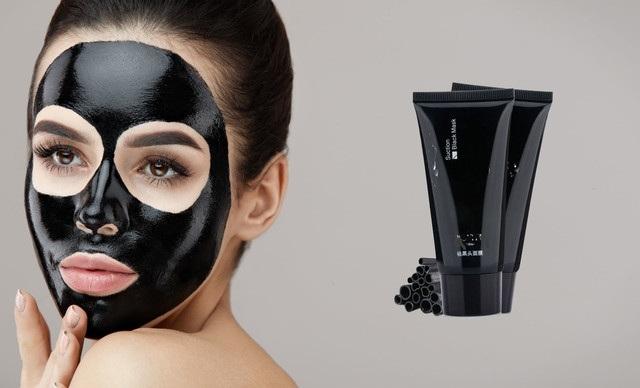 BLACK MASK - čierna maska pre čistú pleť