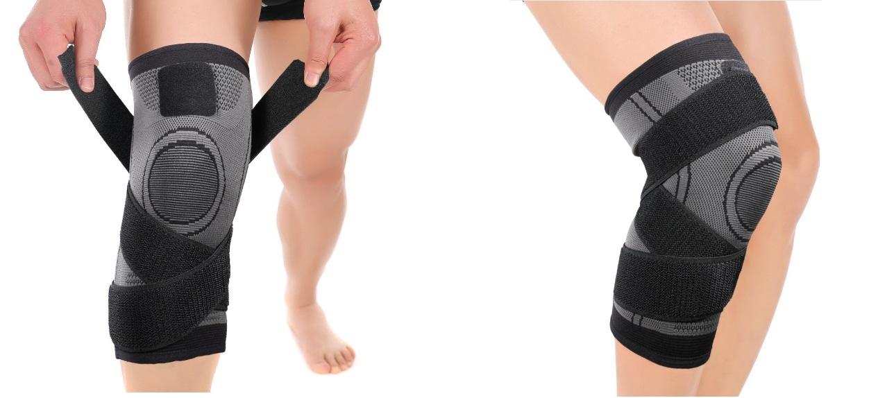 Bandáže na koleno