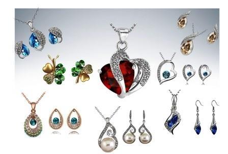 Sety šperkov