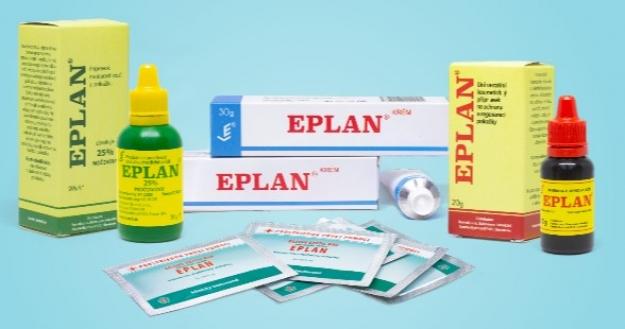 Sterilná utierka EPLAN