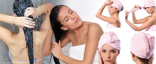 Magic Towel - magický uterák na vlasy