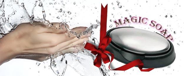 MAGIC SOAP - magické mydlo z nerezovej ocele