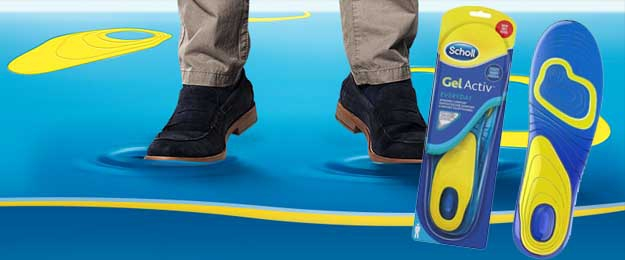 Gélové vložky do topánok Everyday pre ženy aj mužov