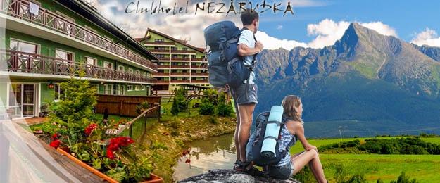Relaxačný pobyt v Tatrách na ,,Nezabudnutie