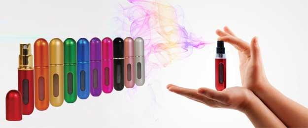 PARFUME TRAVEL - dávkovač parfumu do kabelky