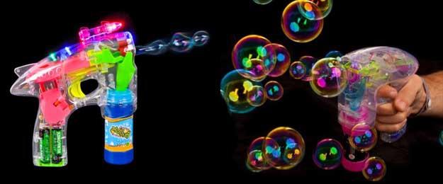 Bubble Gun - najúžasnejšia show na svete
