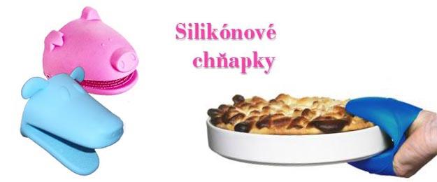 Silikónová chňapka
