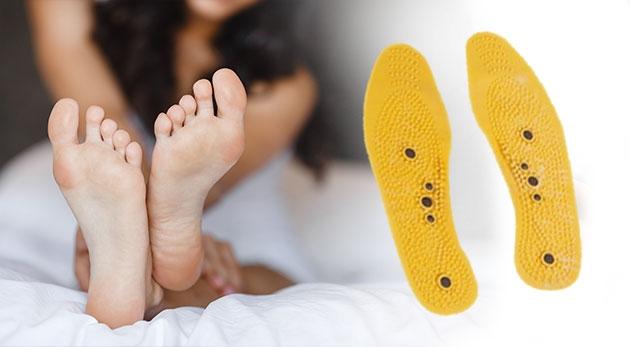 Masážne magnetické vložky do topánok DR GEM SOLES