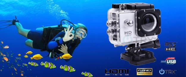 Full HD outdoorová vodotesná kamera