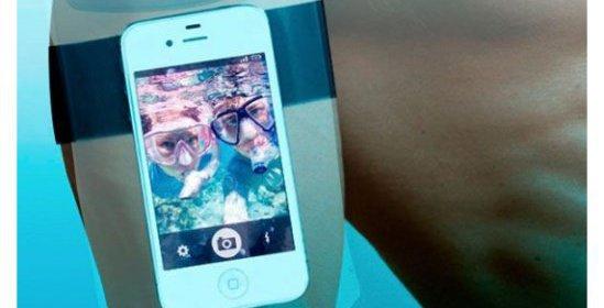 Vodeodolné púzdro na mobilný telefón WP SHIELD