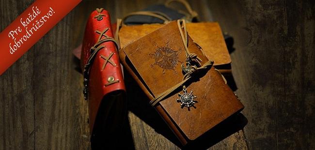 Krásne cestovateľské zápisníky