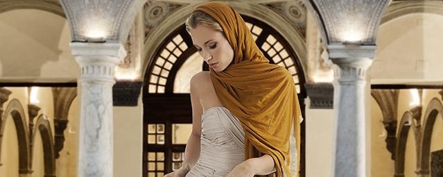 Pašmínový šál