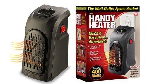 Prenosný ohrievač Handy Heater