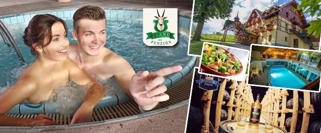 Návšteva Nestville parku s obedom, wellness a bohatým programom